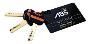ABS Key Cutting