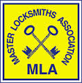 Locks in the City are Members of the Master Locksmiths Association